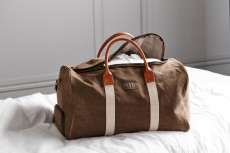Vinga Clifton Weekender Brown