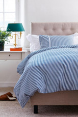 Vinga Fairmount Linen Set Blue